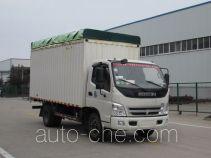 Foton BJ5099VEBEA-6 soft top box van truck