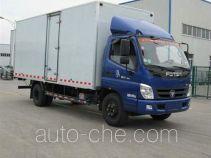 Foton BJ5099VEBED-1 box van truck
