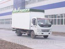 Foton BJ5099VEBFA-6 soft top box van truck