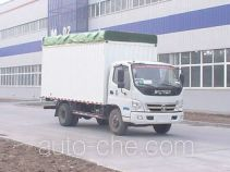 Foton BJ5099VEBFA-6 soft top box van truck