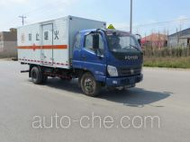 Foton BJ5099XQY-AA explosives transport truck