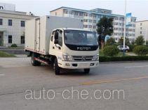 Foton BJ5099XXY-A1 box van truck