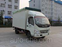 Foton BJ5101VGBEA-S2 soft top box van truck