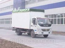 Foton BJ5101VGBEA-S2 soft top box van truck