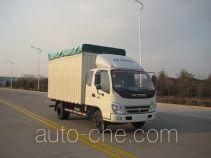 Foton BJ5101VGCEA-S2 soft top box van truck