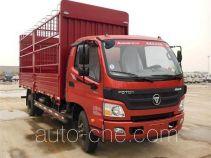 福田牌BJ5129CCY-F1型仓栅式运输车