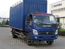 Foton BJ5109CPY-AA soft top box van truck