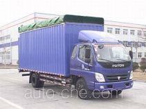 Foton BJ5109VECFG-6 soft top box van truck