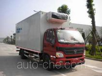 福田牌BJ5109XLC-FA型冷藏车