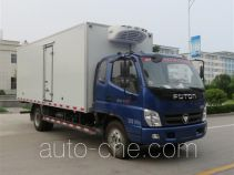 Foton BJ5109XLC-FC refrigerated truck