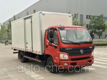 Foton BJ5109XXY-A1 box van truck