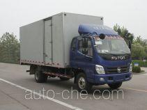福田牌BJ5109XXY-B2型厢式运输车