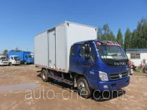 Foton BJ5109XXY-FC box van truck