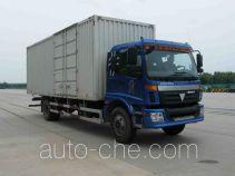 欧曼牌BJ5113XXY-XA型厢式运输车