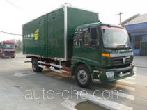 Foton Auman BJ5113XYZ-1 postal vehicle
