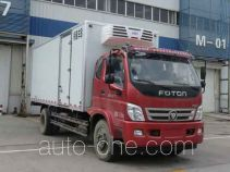 Foton BJ5119XLC-F1 refrigerated truck
