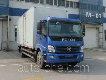 Foton BJ5119XXY-FA box van truck