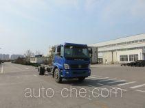 Foton BJ5119XXY-FA van truck chassis