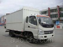 Foton Ollin BJ5121VHCFG-B2 soft top box van truck