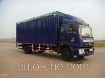 Foton BJ5122CPY-G1 soft top box van truck