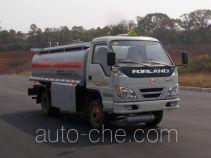 福田牌BJ5122GYY-F1型运油车