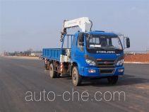 福田牌BJ5122V5PDB-A1型随车起重运输车