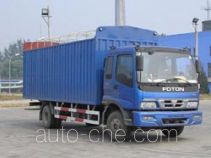 Foton Auman BJ5122VHCFG-2 soft top box van truck