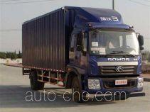 福田牌BJ5122XXY-G1型厢式运输车