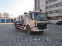 福田牌BJ5123THB型混凝土车载泵车