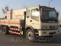 福田牌BJ5123THB95-1型车载混凝土泵车