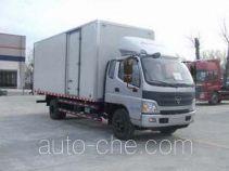 Foton BJ5129VECEG-FA box van truck