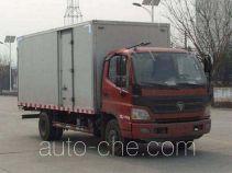 Foton BJ5129VGBEA-FA box van truck