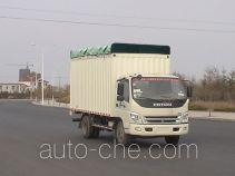 Foton BJ5129VJBFA-5 soft top box van truck