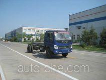 Foton BJ5129XXY-FC van truck chassis