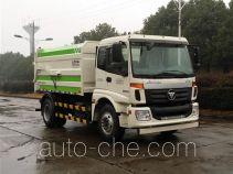 福田牌BJ5132ZLJE4-H1型垃圾转运车