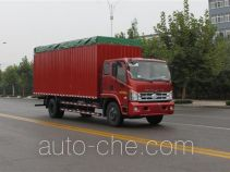Foton BJ5133CPY-B2 soft top box van truck