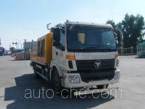 Foton Auman truck mounted concrete pump