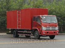 福田牌BJ5133XXY-M2型厢式运输车