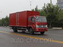 福田牌BJ5133XXY-V7型厢式运输车