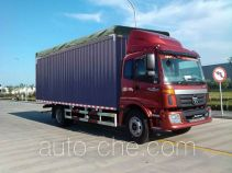 Foton BJ5139CPY-F1 soft top box van truck