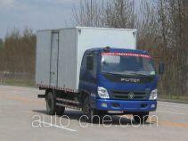 Foton BJ5139XXY-BB box van truck