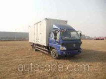 Foton BJ5139XXY-F2 box van truck
