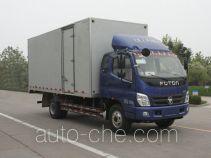 Foton BJ5139XXY-F7 box van truck