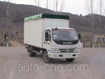 Foton BJ5141VKBFA-S2 soft top box van truck