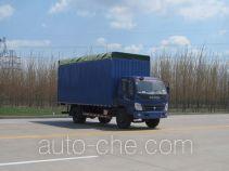 Foton BJ5141VKBFD-S2 soft top box van truck