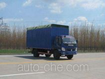 Foton BJ5141VKBFD-S2 soft top box van truck