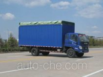 Foton BJ5141VKCFD-S2 soft top box van truck