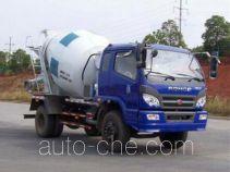 福田牌BJ5142GJB-G1型混凝土搅拌运输车
