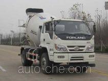 福田牌BJ5145GJB-1型混凝土搅拌运输车