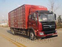 Foton BJ5146XXY-1 box van truck
